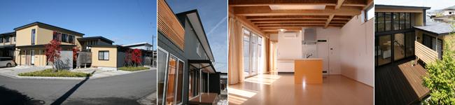 アーキテクツ・スタジオ・ジャパン (ASJ) 登録建築家 小松正和 (小松正和建築設計工房) の代表作品事例の写真