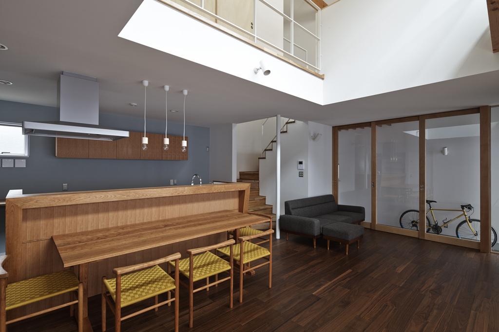建築家と考えるこれからの家づくり~外部空間を取り込む住まい~のイメージ