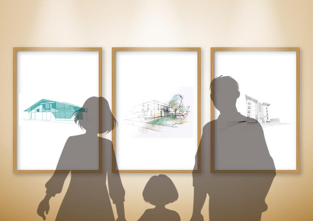 パネル展のイメージ