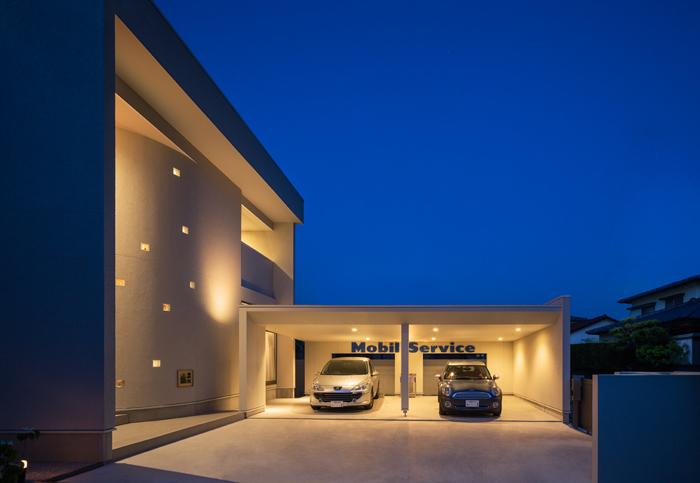 大牟田の家の写真