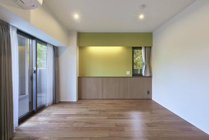 白岡のマンションリノベーションの写真