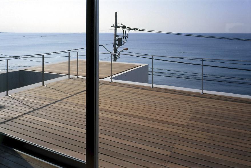 秋谷・海の家の写真