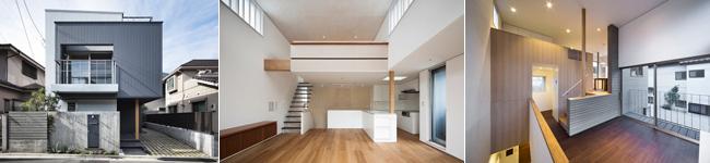アーキテクツ・スタジオ・ジャパン (ASJ) 登録建築家 中山薫 (FISH+ARCHITECTS一級建築士事務所) の代表作品事例の写真