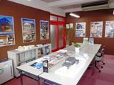 アーキテクツ・スタジオ・ジャパン (ASJ) 庄内スタジオの内観の写真