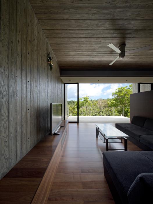 読谷の家の写真