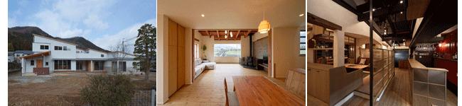 アーキテクツ・スタジオ・ジャパン (ASJ) 登録建築家 浅見武大 (NO-REQUIRED 一級建築士事務所) の代表作品事例の写真