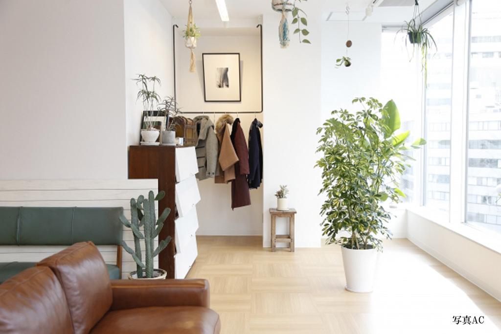 小さな家の大きな空間~狭く感じない工夫のイメージ