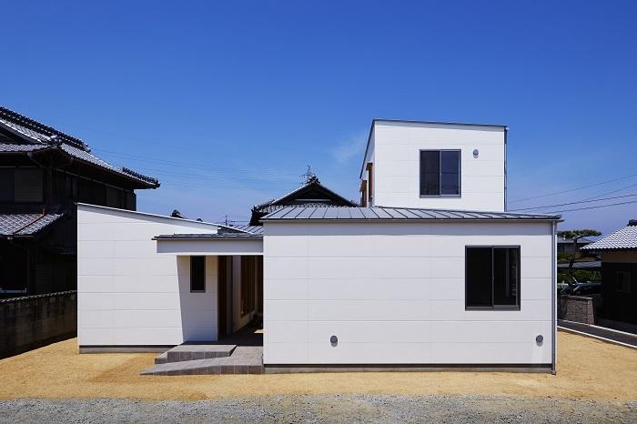 大野原の家