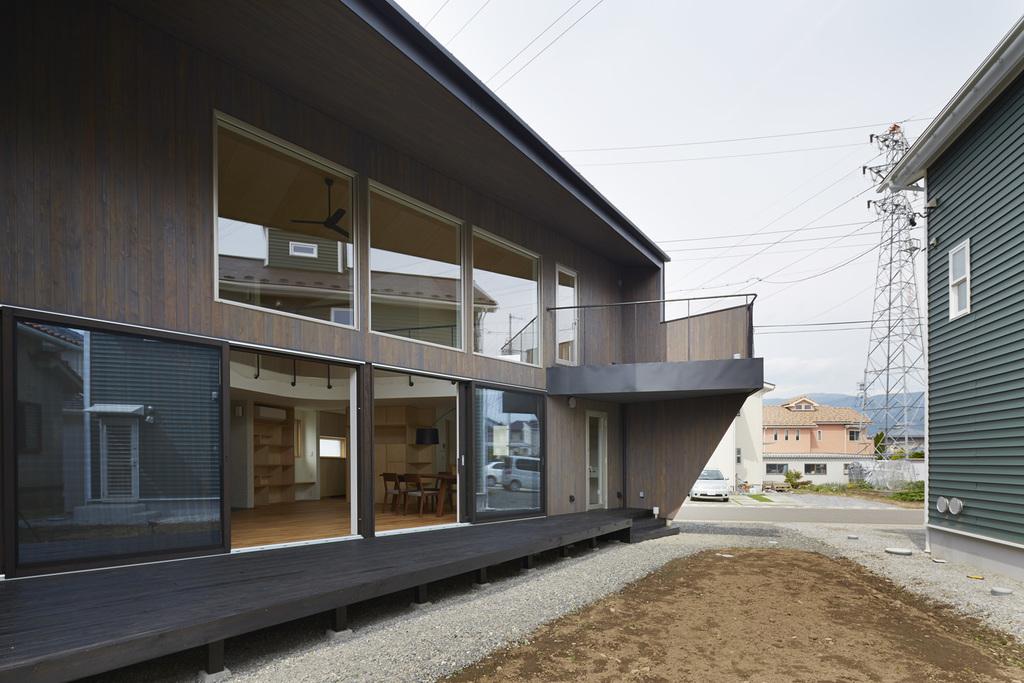 繭(まゆ)の家の写真