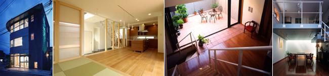 アーキテクツ・スタジオ・ジャパン (ASJ) 登録建築家 大川廣和 (A・POINT建築設計事務所) の代表作品事例の写真