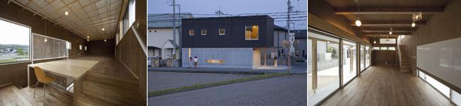 アーキテクツ・スタジオ・ジャパン (ASJ) 登録建築家 長谷真 (アトリエグリッド一級建築士事務所) の代表作品事例の写真