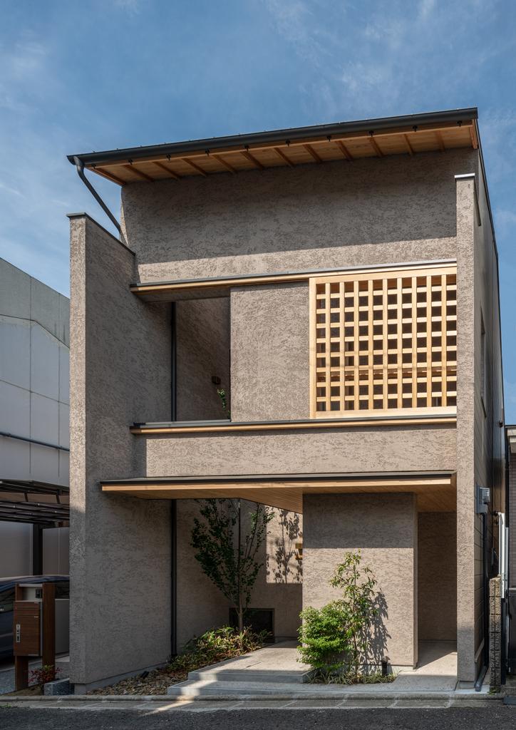 建築家作品 北仲之町の家