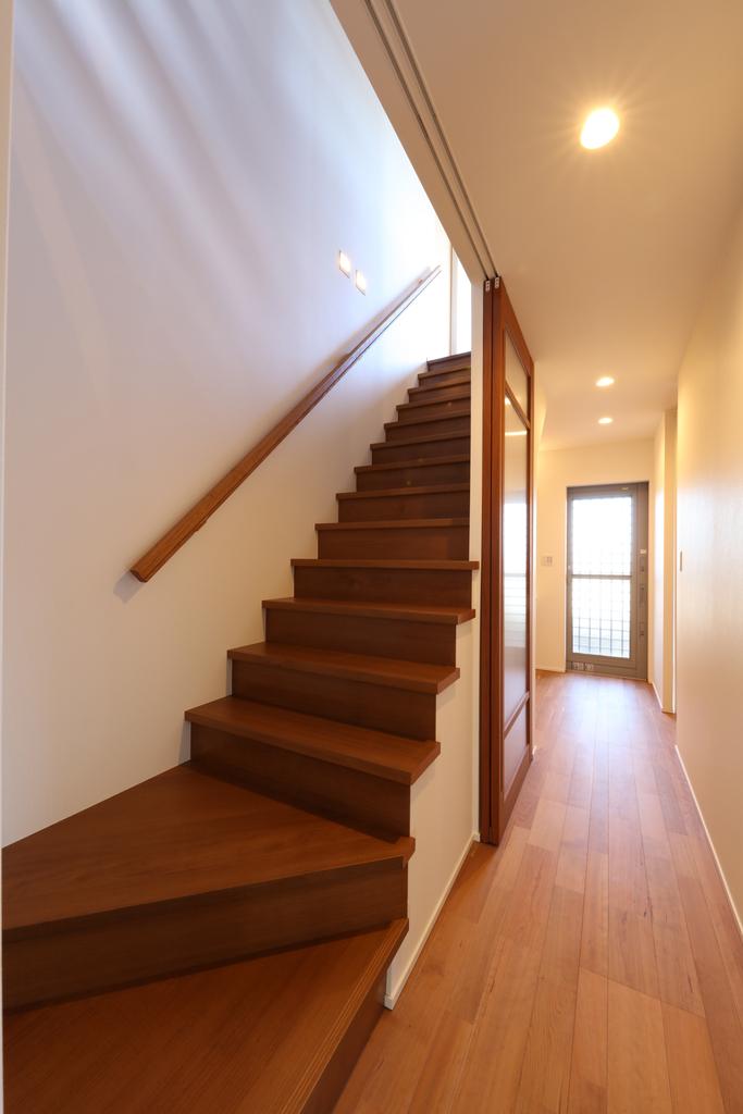 高瀬の家「千本格子の家」の写真