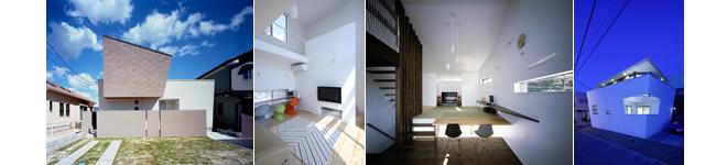 アーキテクツ・スタジオ・ジャパン (ASJ) 登録建築家 高田憲一郎 (一級建築士事務所K16 Design Factory ) の代表作品事例の写真
