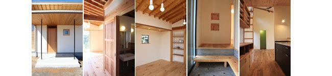 アーキテクツ・スタジオ・ジャパン (ASJ) 登録建築家 山田千尋 (千設計工房) の代表作品事例の写真