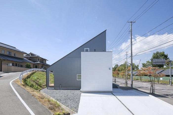 PROTO BANK 035 - N・K様邸 (設計: 黒川浩之) の外観写真