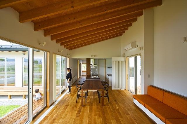 窓辺の家-Window Scape-の写真
