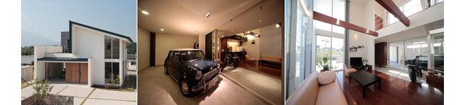 アーキテクツ・スタジオ・ジャパン (ASJ) 登録建築家 河崎浩 (KAWASAKI建築設計) の代表作品事例の写真