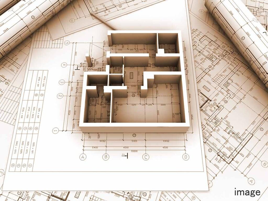 建築家が考える狭小住宅のイメージ