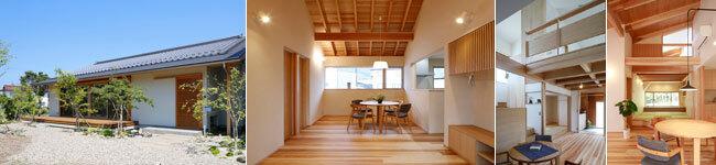 アーキテクツ・スタジオ・ジャパン (ASJ) 登録建築家 岡真志 (岡真志建築設計事務所) の代表作品事例の写真