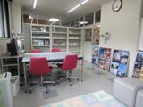 アーキテクツ・スタジオ・ジャパン (ASJ) 舞鶴スタジオの内観の写真