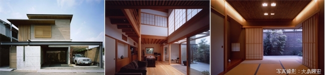 アーキテクツ・スタジオ・ジャパン (ASJ) 登録建築家 桑原年弘 (桑原年弘建築設計事務所) の代表作品事例の写真
