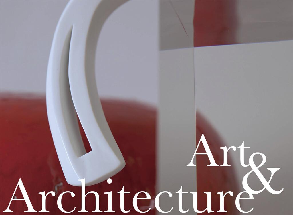 Art&Architecture -今と未来- コルビュジエのオマージュ 辻厚成・辻厚志 個展のイメージ