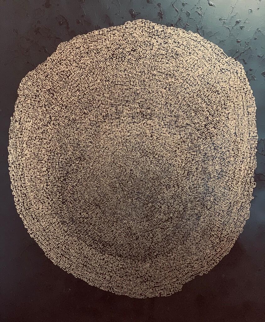 UMEHARA XAZUHIRO 個展のイメージ
