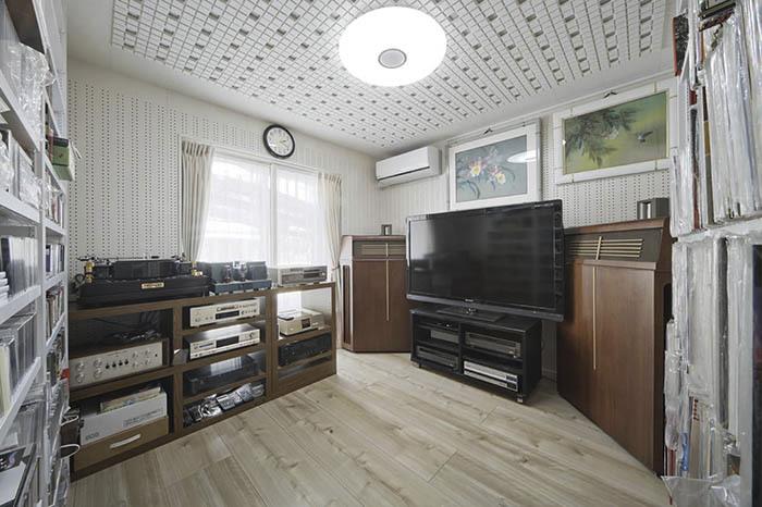 VITAVOXの響く家 ~憧れのオーディオルーム~の写真