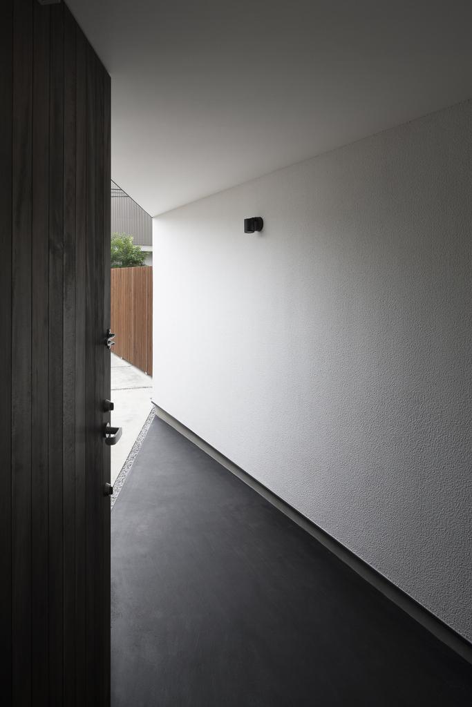 ハコノオウチ13 スキップフロアの家の写真