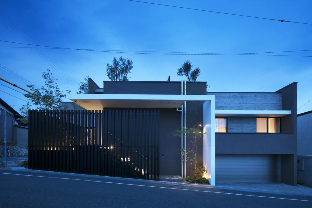 青葉町の家の写真