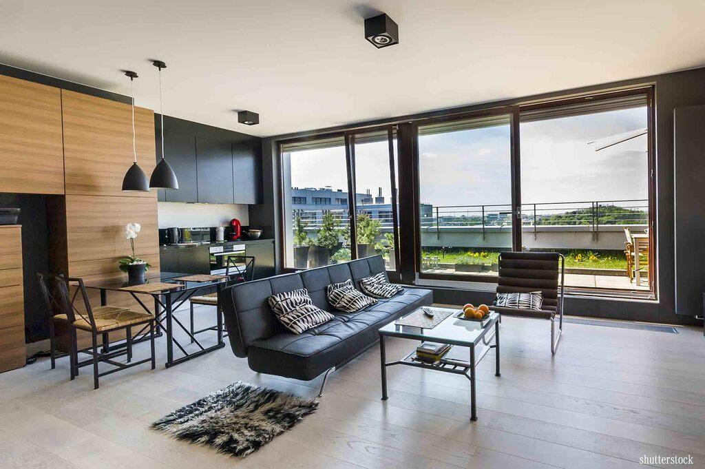 景色を楽しむ家づくりのイメージ