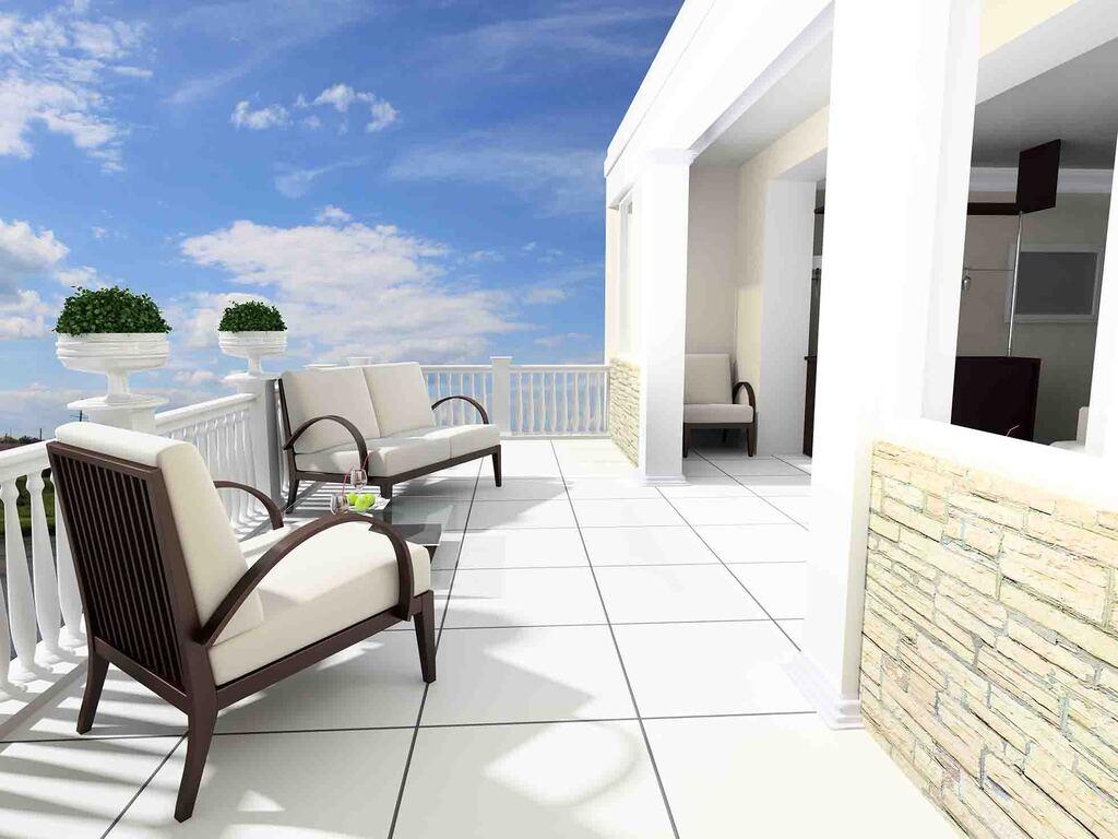 建築家ならではの新築・リフォーム実例紹介! 「リビングが庭、テラスがリビングになる家」「デメリットをメリットに変える家」のイメージ