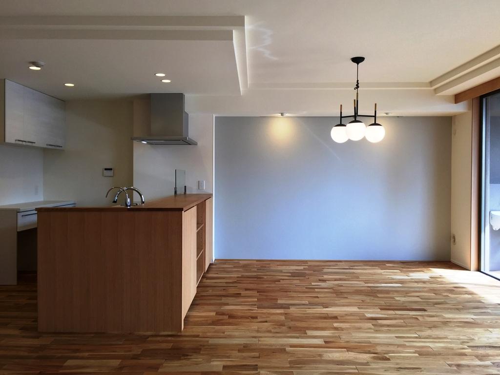 表町の住まい~マンション1室の改修の写真