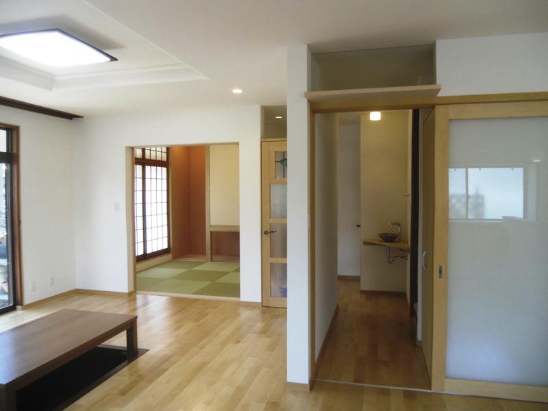 撫川の家の写真