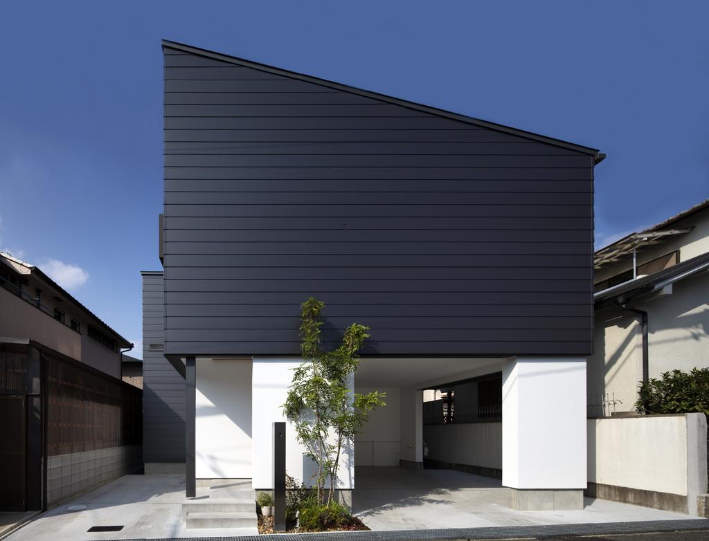 箕面の家の写真