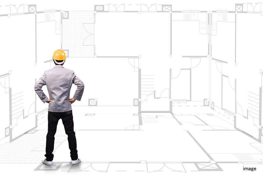 変形敷地でも実現できる建築家との家づくりのイメージ