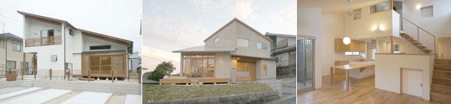 アーキテクツ・スタジオ・ジャパン (ASJ) 登録建築家 永田恵美子 (永田建築工房一級建築士事務所) の代表作品事例の写真