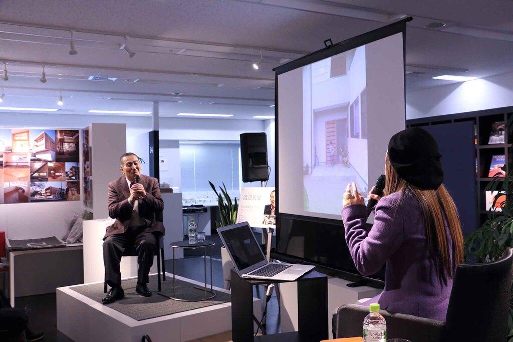 渡辺篤史×建築家 スペシャルトークショー開催のイメージ
