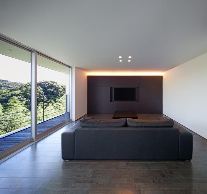 伊敷台の家の写真