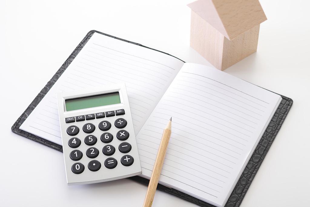 住宅ローンの早期返済の秘訣と借りられる額と返せる額のイメージ