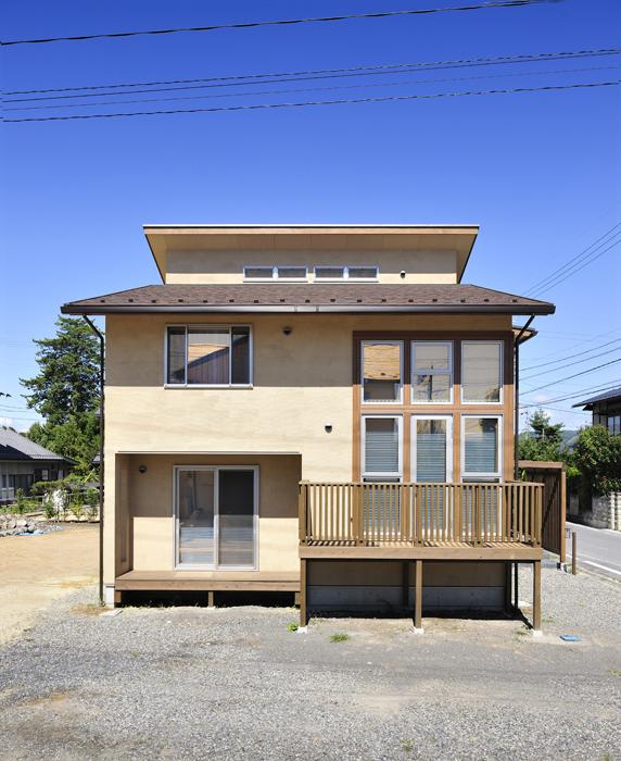 成長する家~スパイラルハウス~の写真
