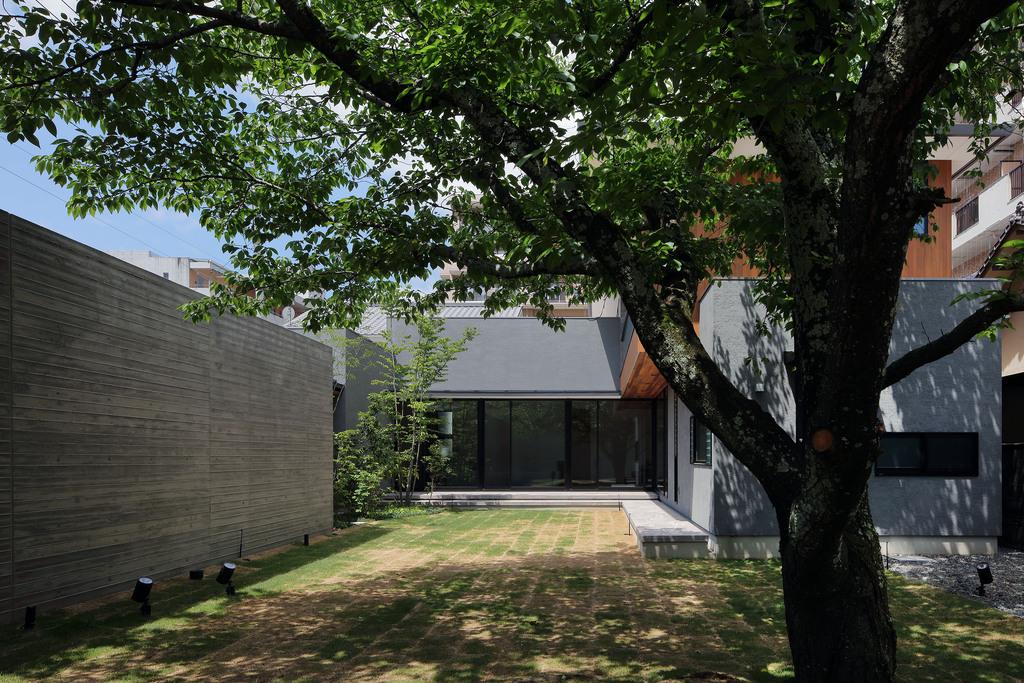 春の家の写真