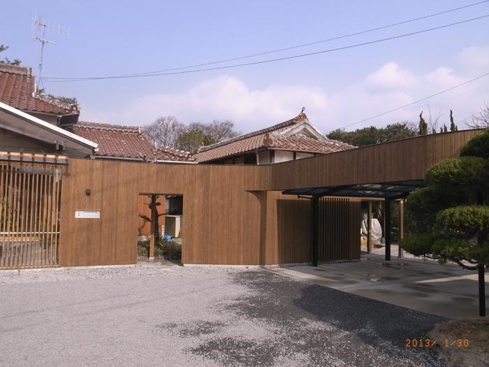 油谷伊上の家の写真