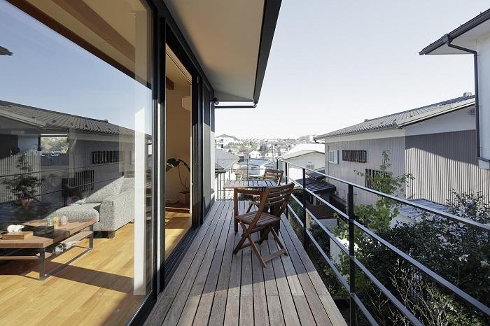 東戸塚のツインハウスの写真