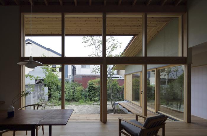 楠葉の家の写真