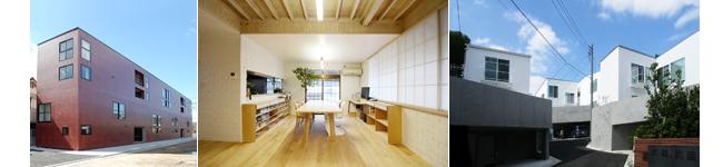 アーキテクツ・スタジオ・ジャパン (ASJ) 登録建築家 越路龍一 (越路龍一建築設計事務所) の代表作品事例の写真