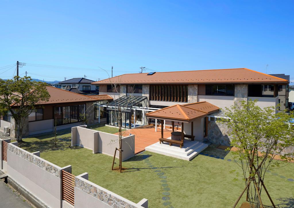 鶴岡の家の写真