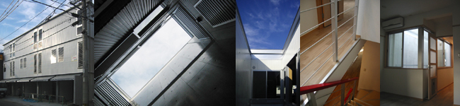 アーキテクツ・スタジオ・ジャパン (ASJ) 登録建築家 高桑圭輔 (ルフトプラン一級建築士事務所) の代表作品事例の写真