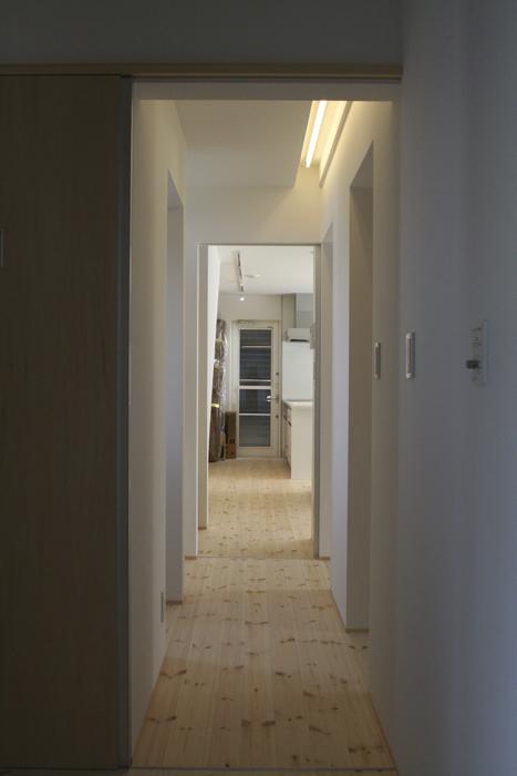 間#11 収納が各空間を繋ぐの写真